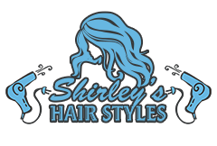 HAIRSTYLES BY SHIRLEY Logo